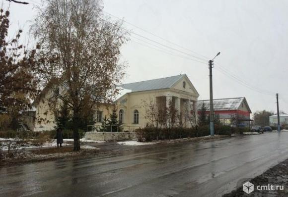 Здание 400 кв.м Нижний Ломов.