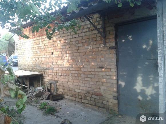 Капитальный гараж 60 кв. м. Фото 5.