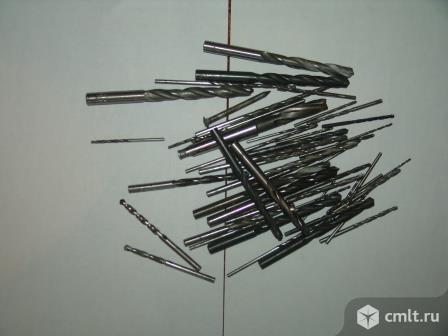 Сверла, метчики, плашки по металлу