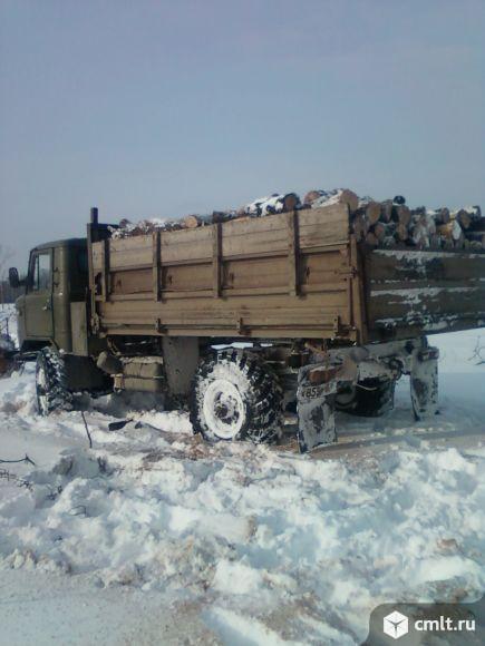 Водитель категории C на ГАЗ-66 базе Амарант в Бабяково. Фото 1.