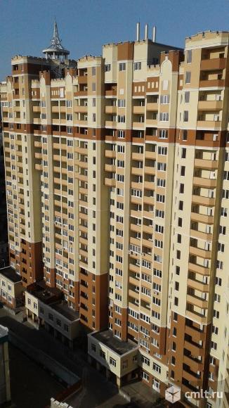 1-комнатная квартира 44,3 кв.м. Фото 1.