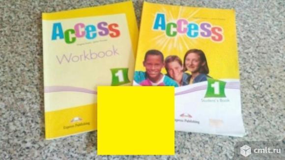 Учебник Access+ рабочая тетрадь