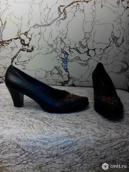 Туфли женские новые. Фото 1.