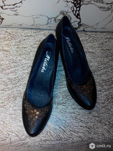 Туфли женские новые. Фото 3.