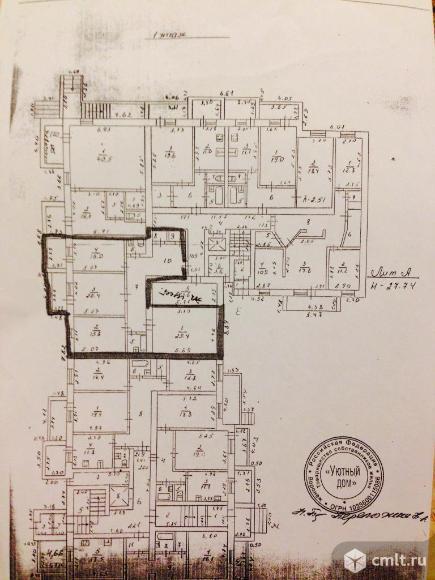3-комнатная квартира 109 кв.м