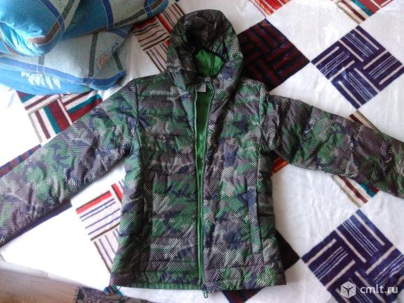 Куртка осенне-весенняя Adidas