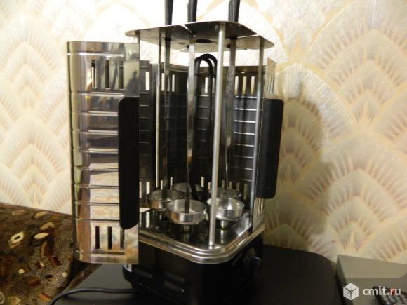Шашлычница Polaris. Фото 1.