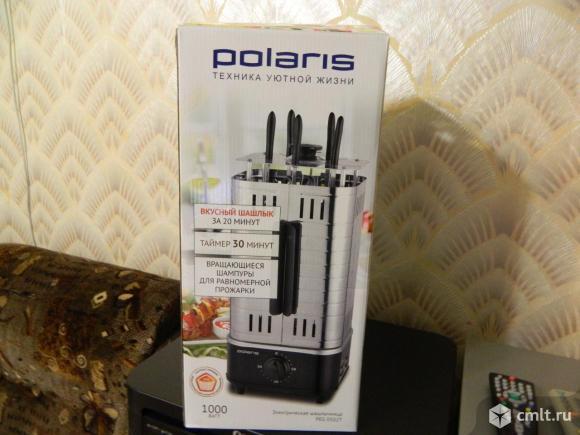 Шашлычница Polaris. Фото 4.