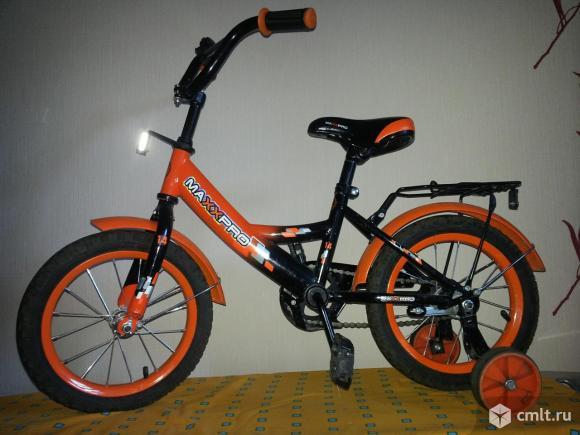 "Велосипед детский Maxxpro Sport 14"""