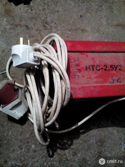 Трансформатор напряжения НТС-2,5У2. Фото 1.