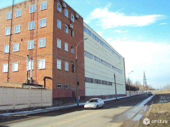 Продается здание  977.2 м2 с з/у (3/5 доли)
