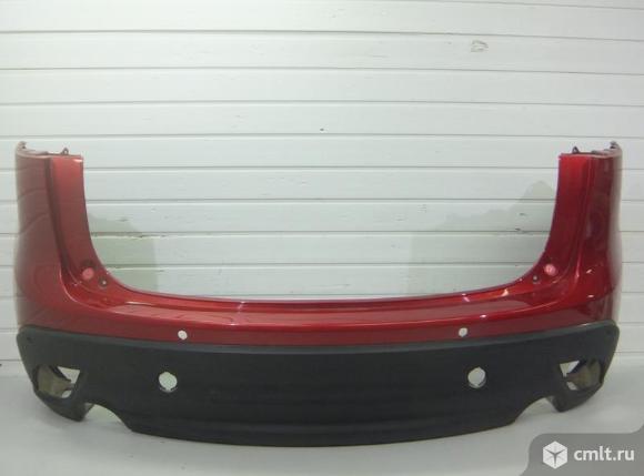 Бампер задний под парктроник MAZDA CX-5 11- KDY75022XD8H KDY75022XDBB KDY75022XD8H KDY35022XF8H KDY7. Фото 1.