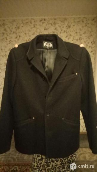 П/пальто осеннее,  мужское. Фото 1.