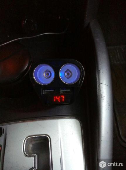 Разветвитель прикуривателя с USB