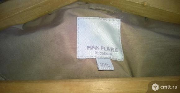 Продам пуховик женский, finn-flare