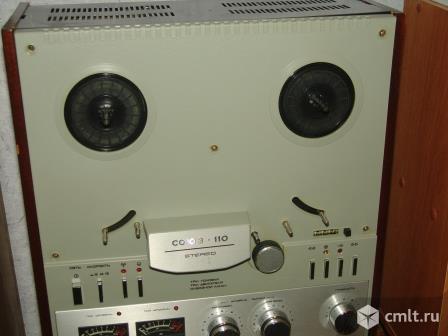 Магнитофон союз. Фото 1.