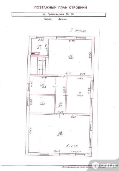Продается: дом 309.6 м2 на участке 7 сот.. Фото 7.