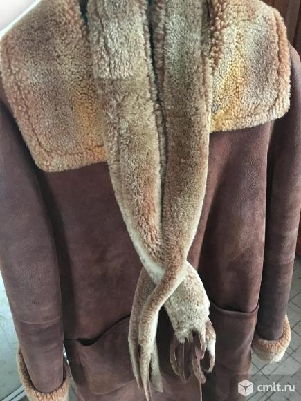 Дубленка женская натуральная. Фото 1.