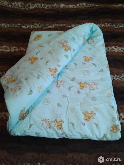 Одеяло новое детское