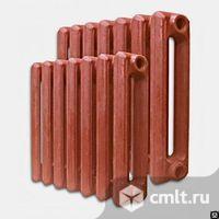 Чугунный радиатор 7 секций новый
