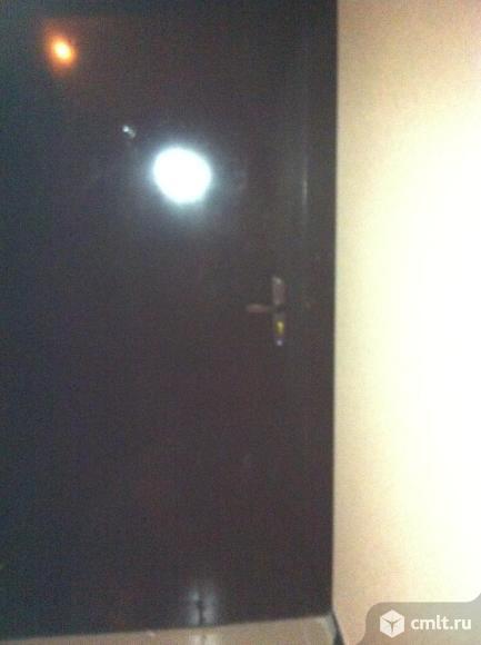 Тамбурная перегородка. Фото 1.