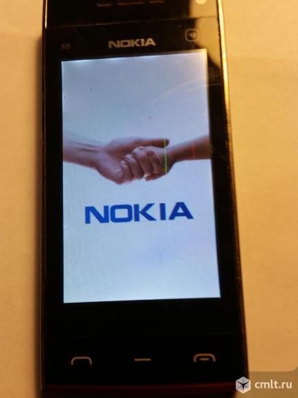 Телефон Nokia Х6