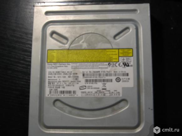 Dvd привод оптический пишущий. Фото 1.