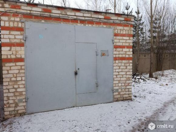 Капитальный гараж 21 кв. м ВЗСАК-2. Фото 1.