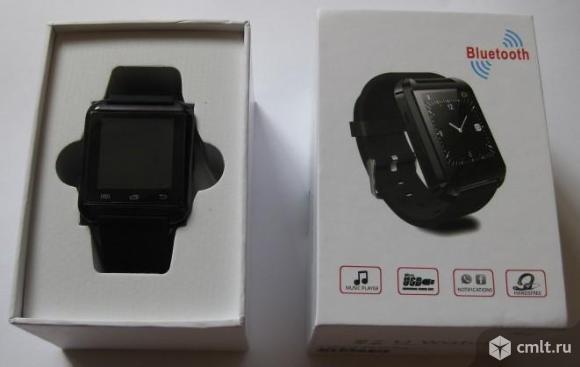 Умные часы SmartWatch U8. Фото 2.