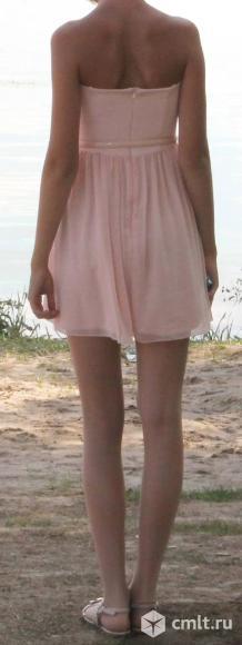 Вечернее, коктейльное  платье. Фото 3.
