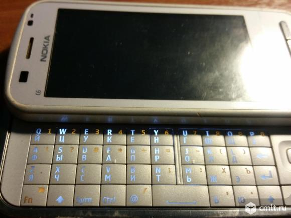 Телефон Nokia С 6-00
