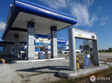 Автозаправочная станция 8000 м2, Нижневартовск,