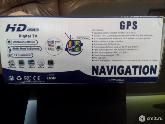 GPS PIONEER навигатор-регистратор. Фото 6.