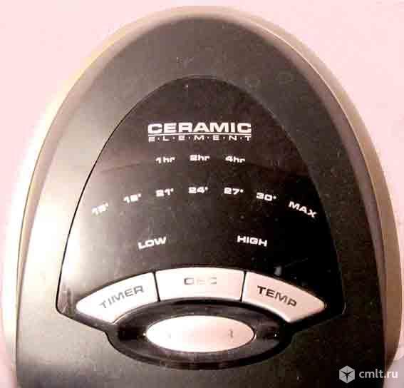 Обогреватель керамический Polaris 2000 Вт. Фото 2.