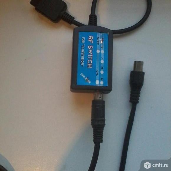 RF-модулятор для playstation