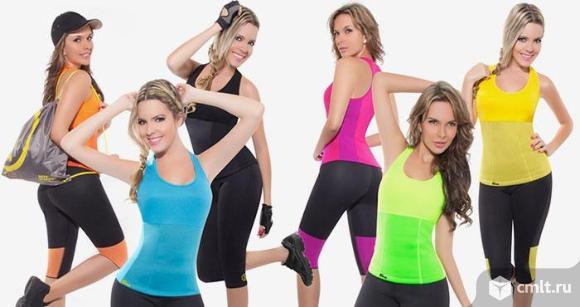 Майки для похудения Hot Shapers разные цвета