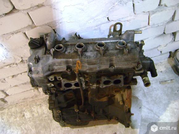 Двигатель QG18DE 10102AU3SB ниссан примьера альмера. Фото 2.