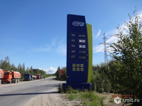 Автозаправочная станция 2000 м2, Нижневартовск,