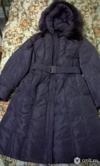 Пуховик женский 60 размер