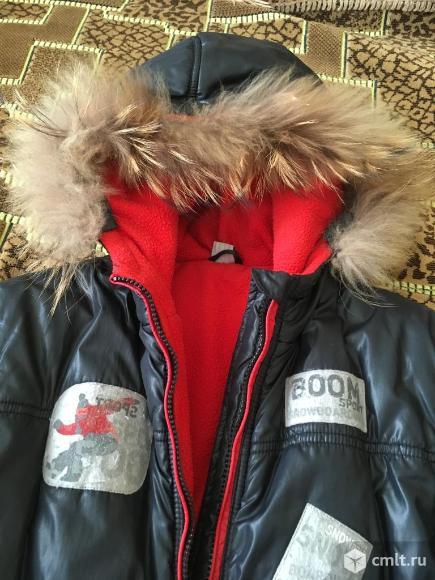 Куртка зимняя для мальчика. Фото 2.