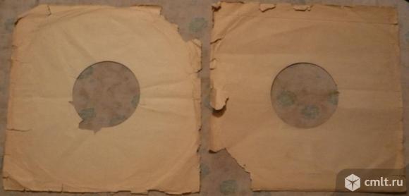 """Грампластинка (винил). Гранд [10"""" LP]. Веселый вечер (1 серия). Шуточные сценки, песни, интермедии.. Фото 6."""