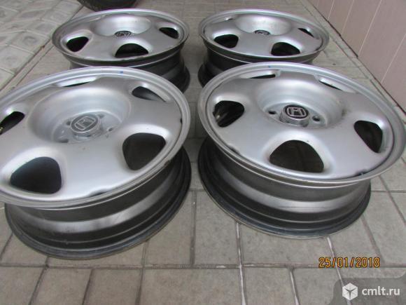 Оригинальные штампованные диски R17 для Hoda CR-V