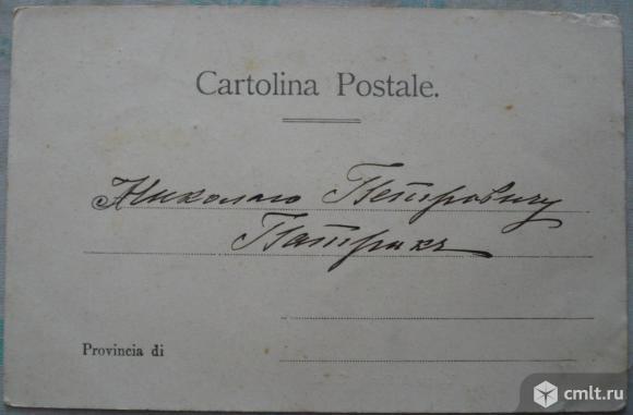 Girgenti [Agrigento, Агридженто], Сицилия, Италия. Tempio di Giunone Lacinia. Stengel & Co. 1900 г.. Фото 6.