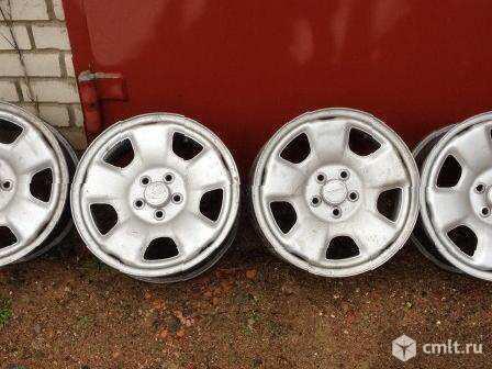 """Комплект дисков 15"""" на Субару, Тойоты, VW"""