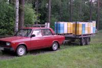 пчеловодческая платформа - модуль