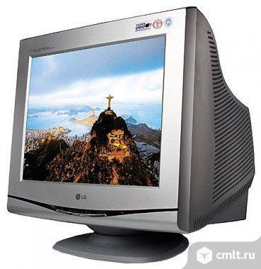 Монитор LG flatron 700P+Модем ZTE MF752