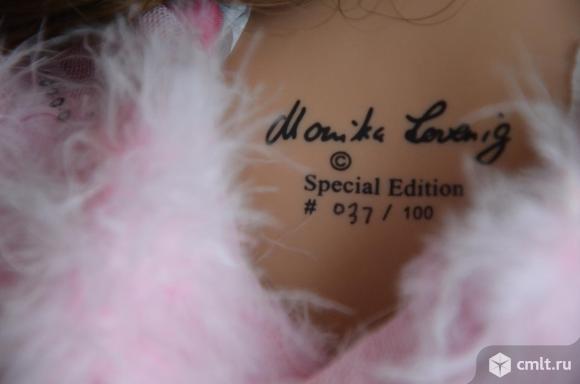 Кукла Абигайл Моника Левениг. Брюнетка. Фото 5.