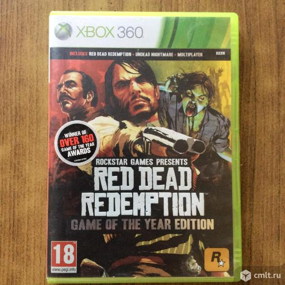 Red Dead Redemption (xbox 360 / xbox one)