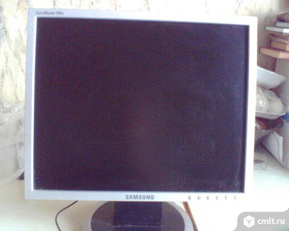 Монитор ж/к Samsung 740N