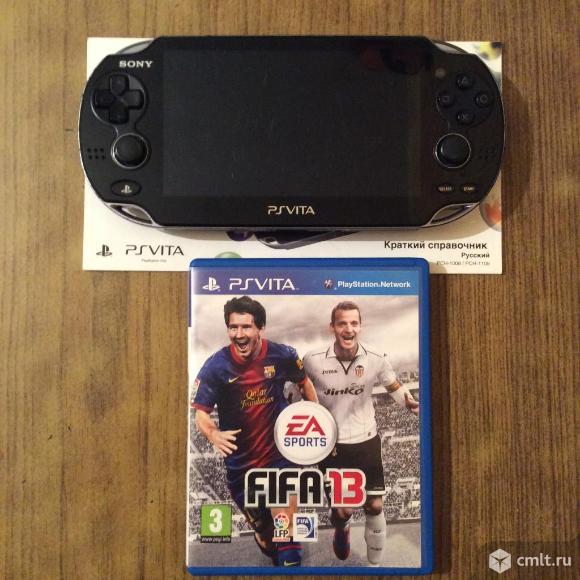 Sony ps vita (32 gb) + Fifa